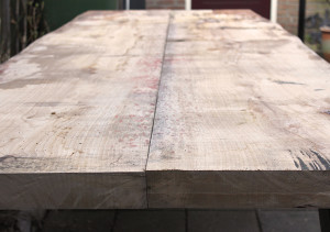 Project Robuuste Tuintafel 2