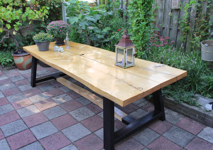 Project Robuuste Tuintafel 4